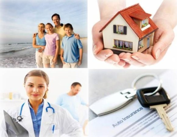страховые услуги
